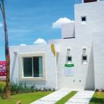 Quintas de la hacienda Maya