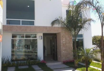 Casas en Queretaro Conjunto Villa María, El Mirador