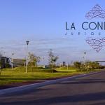 Juriquilla La Condesa, Portico visto desde adentro