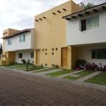 Fachada 2 Quintas del bosque, el Pueblito, Corregidora