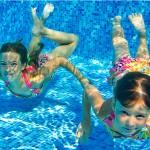 Nadando Cimasur