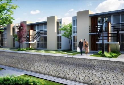 Casas en Queretaro Residencial La Vista Plus
