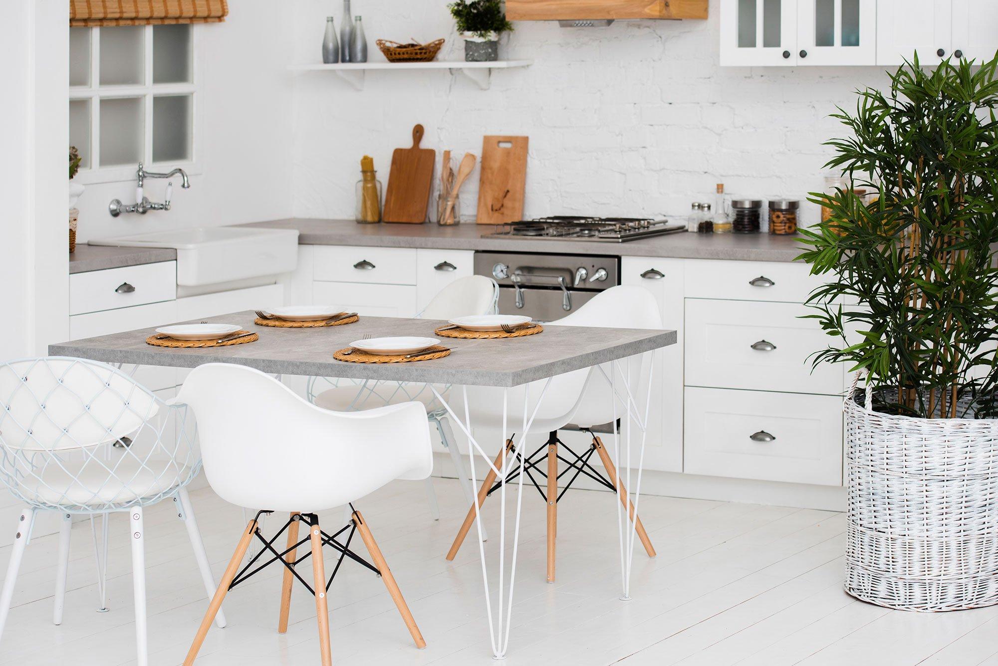 Diseño y organización de la cocina