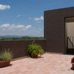Terraza, San Javier Residencial, San Miguel de Allende Gto