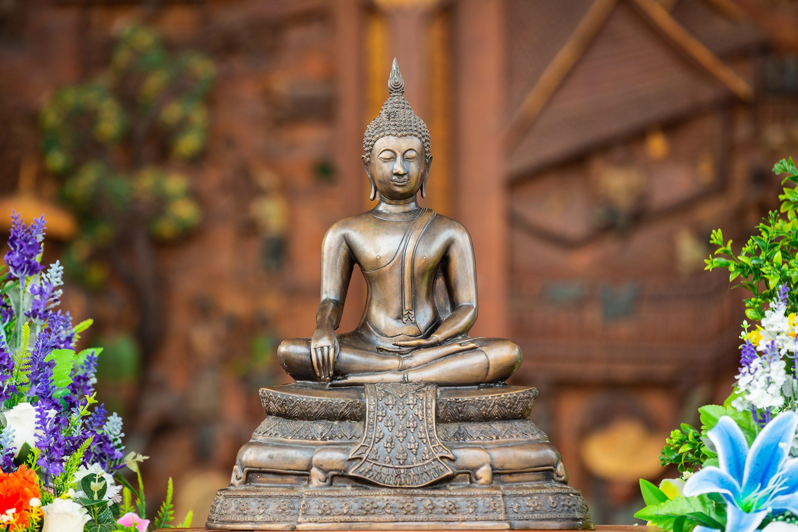 Jardín para meditar