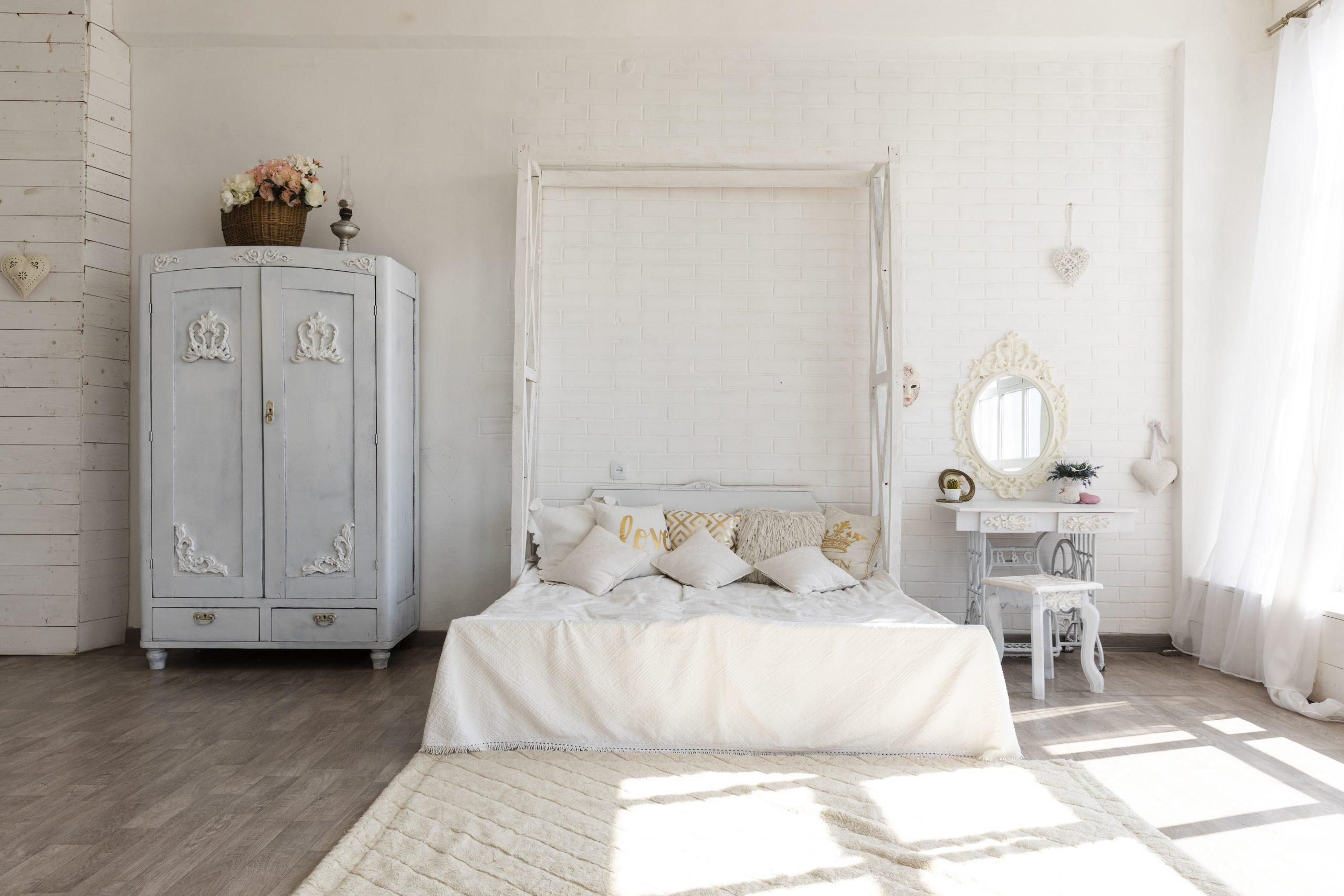 estilo vintage en tu dormitorio