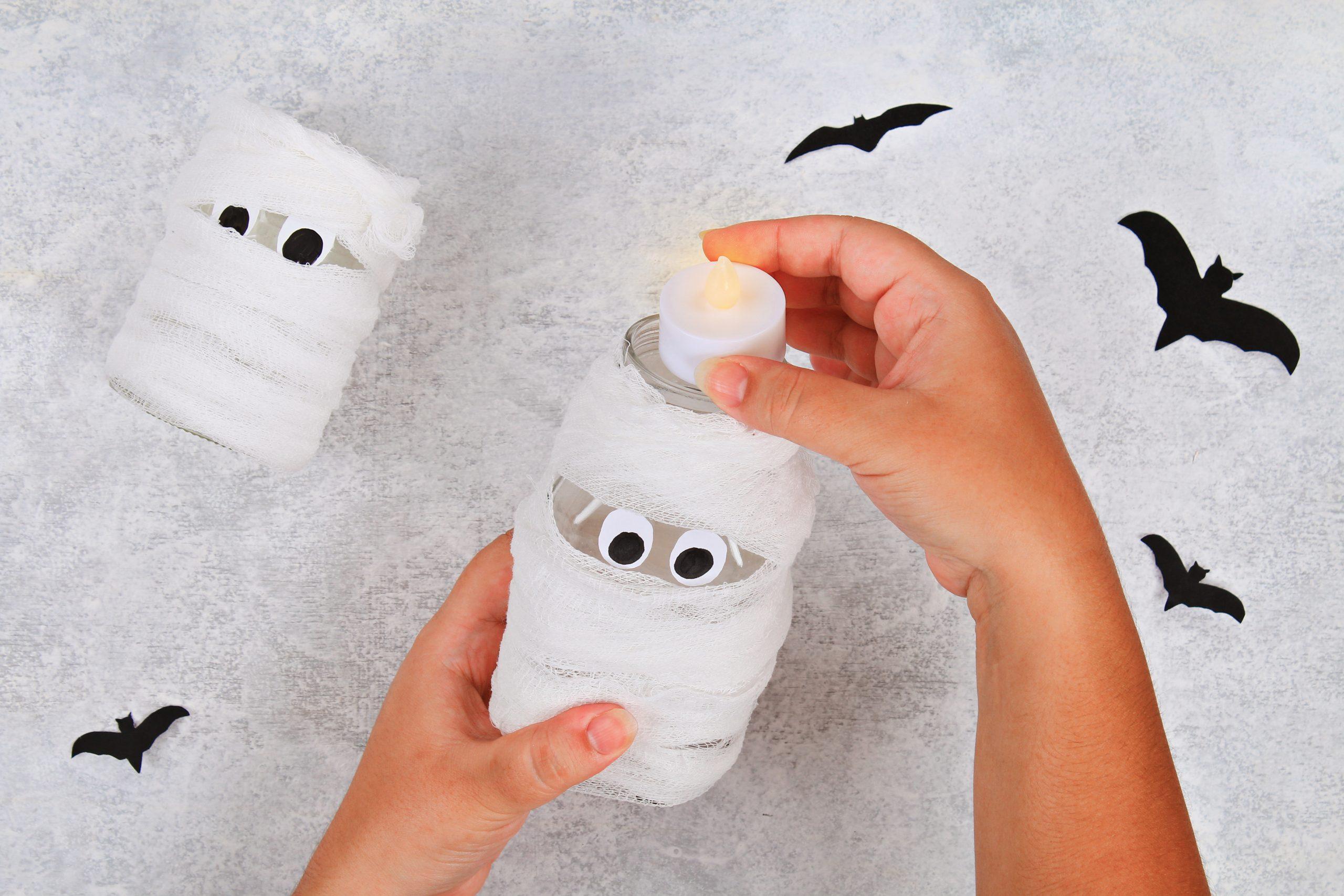 ideas para adornos de halloween