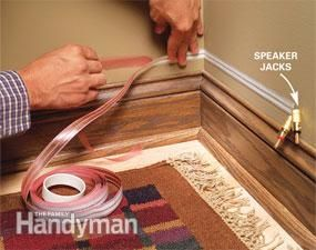 how-to-hide-wiring-speaker-and-low-voltage-wire