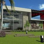 Casa Club, Real del Cimatario, Queretaro