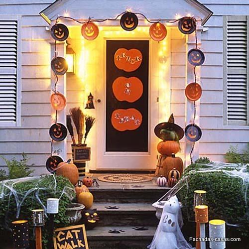 fachadas halloween - fachadas da de las brujas 1