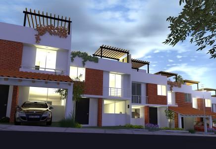 Casas en Queretaro Nemik Condominio Boutique