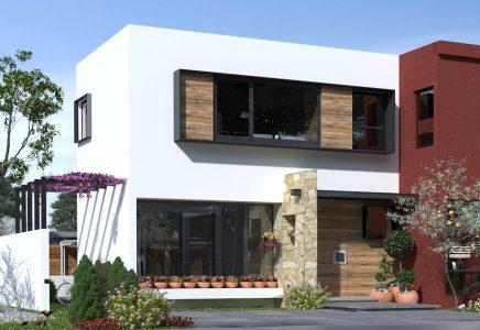 Casas en Queretaro Jatzí Residencial