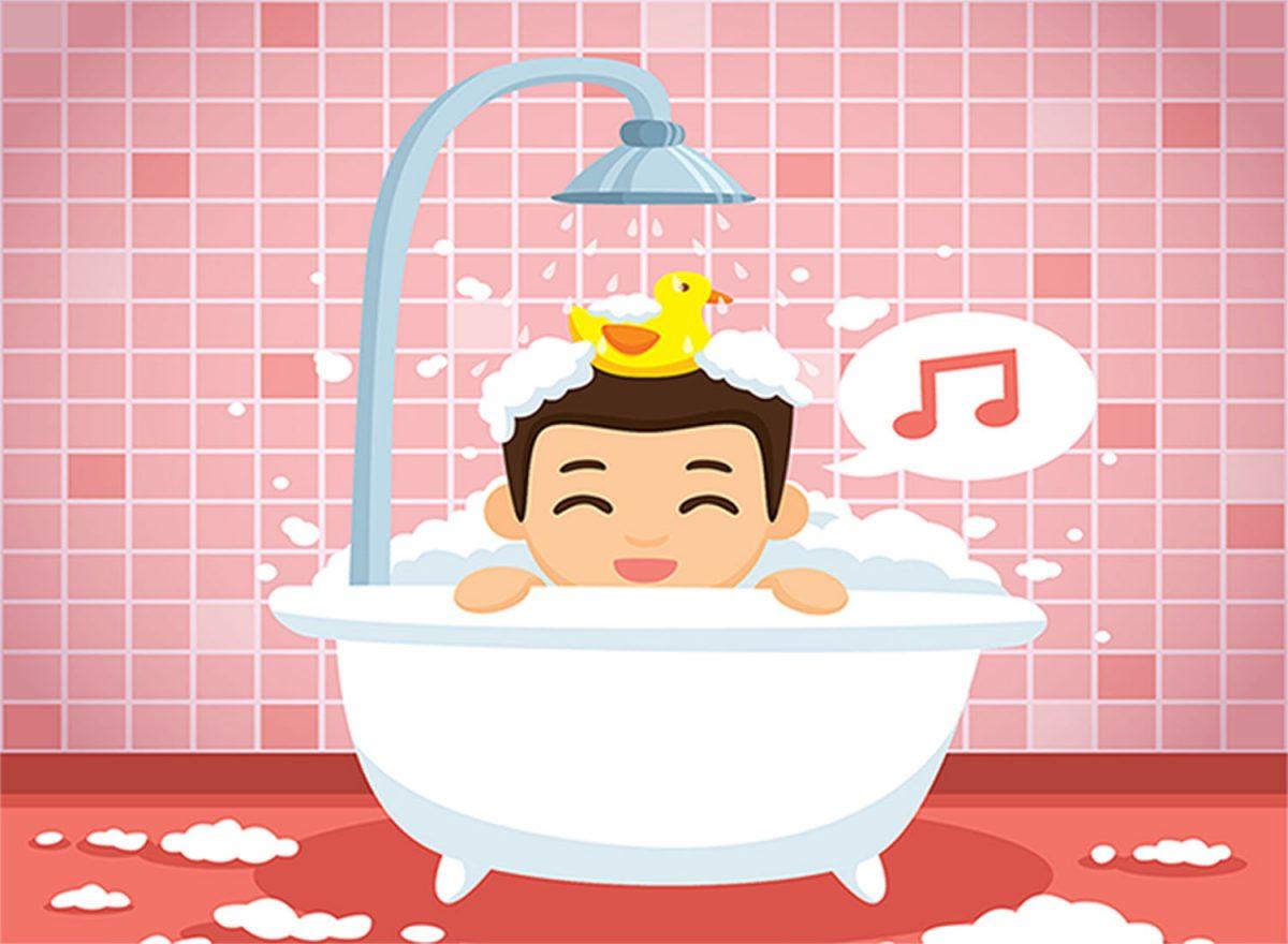 cuidado del agua al bañarse