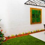 Roof garden Mila Residencial Modelo Toscana Queretaro