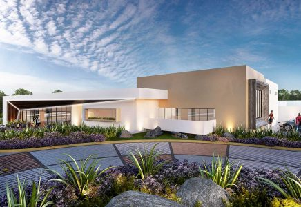 amate residencial