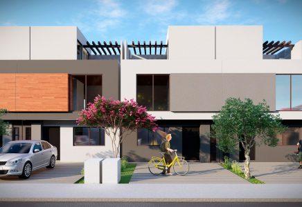 Casas en Queretaro Zante Residencial