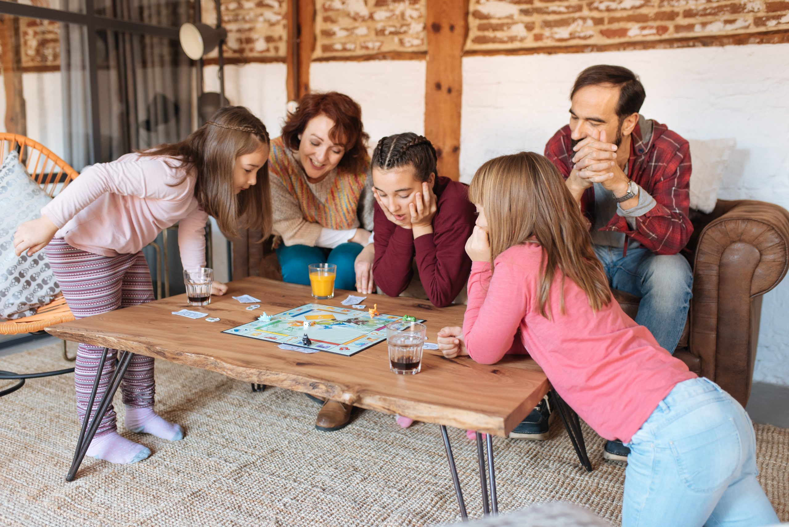 actividades en casa juegos de mesa