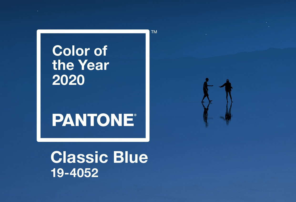COLOR PANTONE DEL AÑO 2020