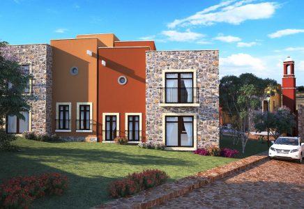 Casas en Queretaro La Joyita Residencial