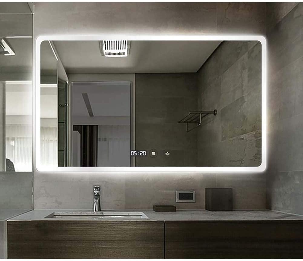 Ventajas de un espejo con luz led