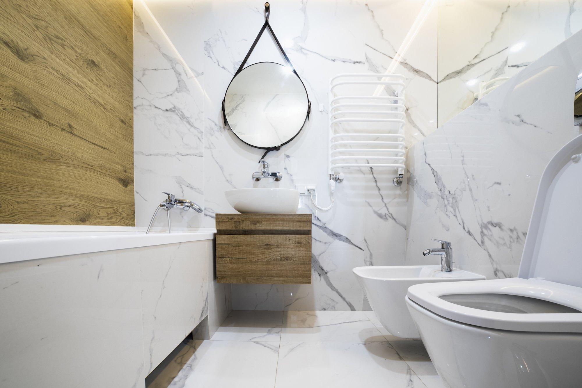 Como decorar un baño pequeño moderno