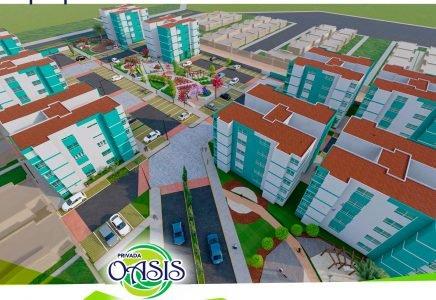 Departamentos en Querétaro Privada Oasis La Estancia