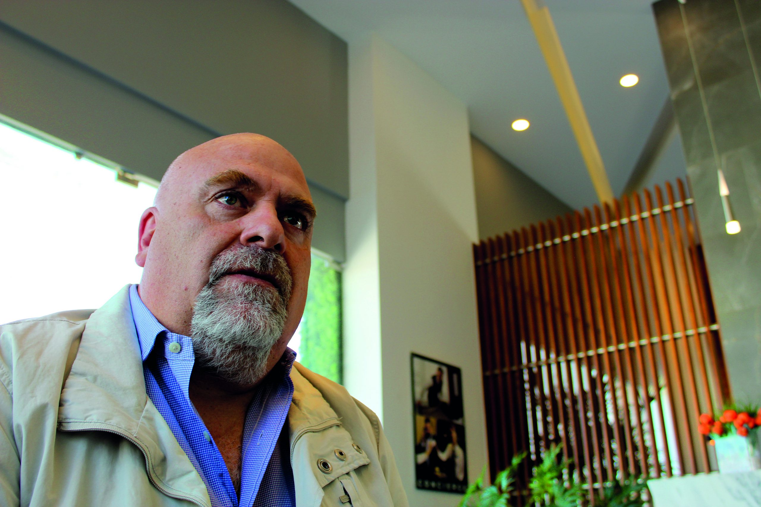 Uberto Lammoglia, Gerente comercial de Vitea Gardens