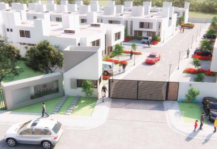 Casas en Queretaro El Ascenso Condominio